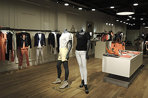 Magasin de vêtements  IKKS Women Men MULHOUSE